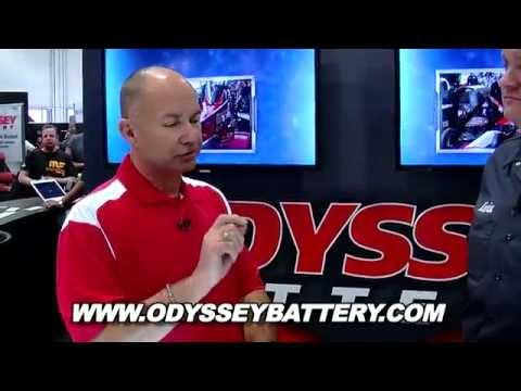 V8TV Interview of Bruce Essig at SEMA 2014