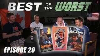 Video Best of the Worst: Ghetto Blaster, Terror in Beverly Hills, and Killing American Style MP3, 3GP, MP4, WEBM, AVI, FLV Agustus 2018