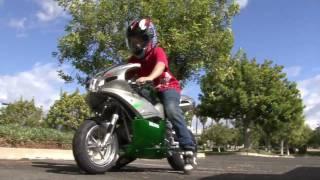 3. Pocketbike, Mini Bike, Minibike - R32 110cc Superbike