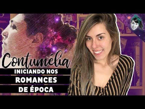 CONTUMÉLIA: ROMANCE DE ÉPOCA COM AVENTURA DÁ CERTO? | Livro Lab