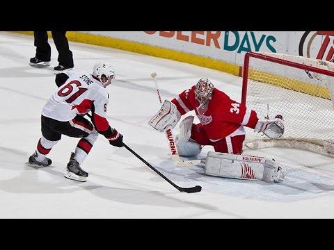 Video: Shootout: Senators vs Red Wings