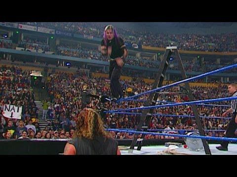 Jeff Hardy vs. Raven - Hardcore Championship: SmackDown, December 28, 2000