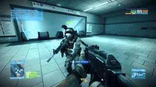 IM SHOOTTTIN': Battlefield 3 With LAGXPEANUTPWNER and PAAAATA