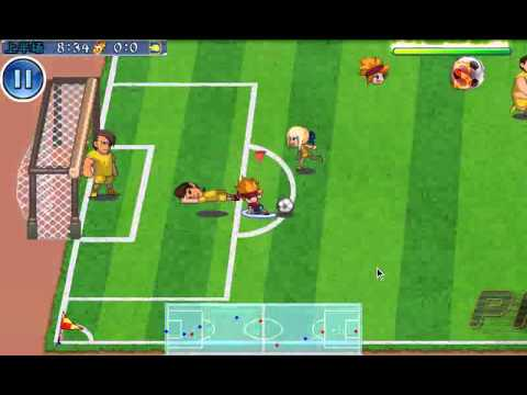 Video of Tiny Soccer