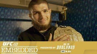 Video UFC 223 Embedded: Vlog Series - Episode 4 MP3, 3GP, MP4, WEBM, AVI, FLV Oktober 2018