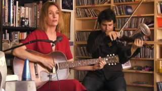 Sam Phillips NPR Music Tiny Desk Concert