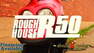 6. Genuine Rough House Promo Classic Scooters