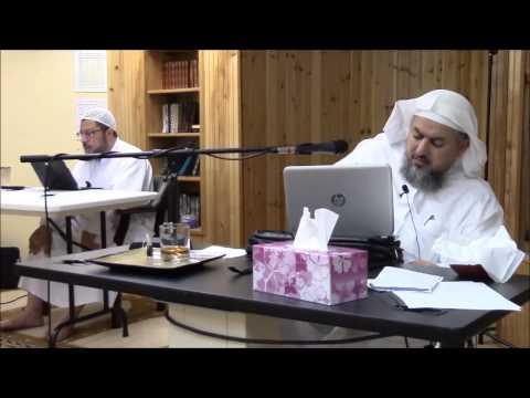 آخر مجلس قرآءة سنن ابن ماجة مع الإجازة والدعاء من أول قوله:باب الملاحم17
