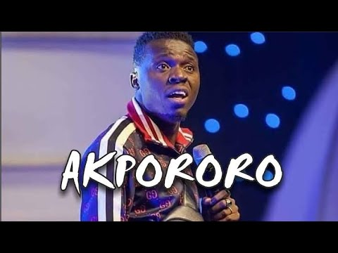 AKPORORO LATEST COMEDY PERFORMANCE 2020