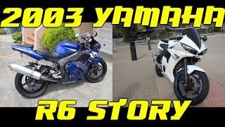 5. 2003 Yamaha R6