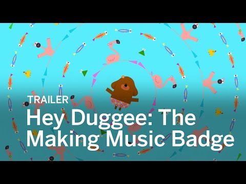 HEY DUGGEE: THE MAKING MUSIC BADGE Trailer | TIFF Kids 2017