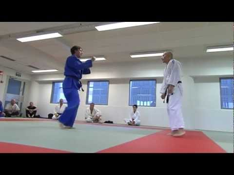 Näytös syksy 2012: Takado RY europpalainen jujutsu (EJJ)