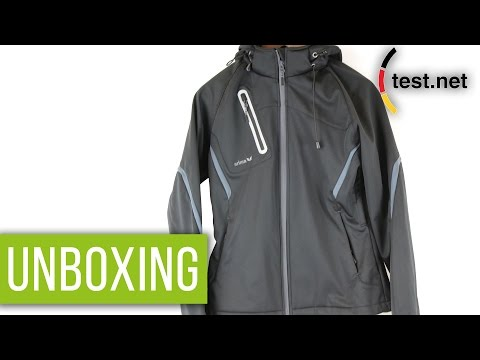 Erima | Damen Fleecejacke in anthrazit (Unboxing) | test.net