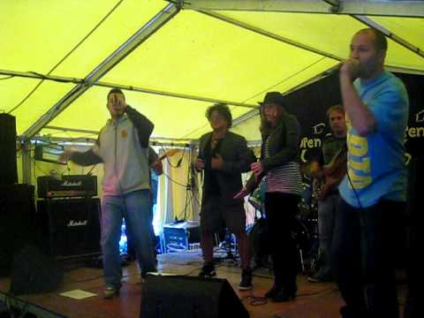 HipHopKloon Live @ Biton Open Air - HipHopKloon