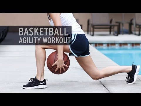XHIT: Basketball Agility Workout