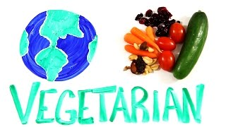Video What If The World Went Vegetarian? MP3, 3GP, MP4, WEBM, AVI, FLV Maret 2019