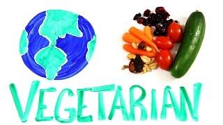 Video What If The World Went Vegetarian? MP3, 3GP, MP4, WEBM, AVI, FLV September 2018
