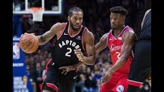 Toronto Raptors vs Philadelphia 76ers NBA Full Highlights (6th February 2019)