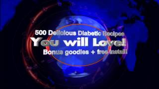 Delicious Diabetic Cook Book YouTube video