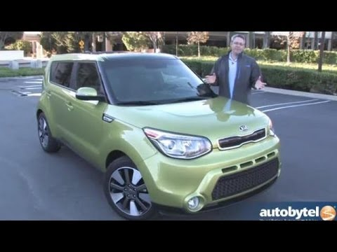 2014 Kia Soul Test Drive Video Review