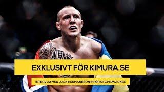 Video UFC Milwaukee: Jack Hermansson siktar mot toppen! MP3, 3GP, MP4, WEBM, AVI, FLV Desember 2018