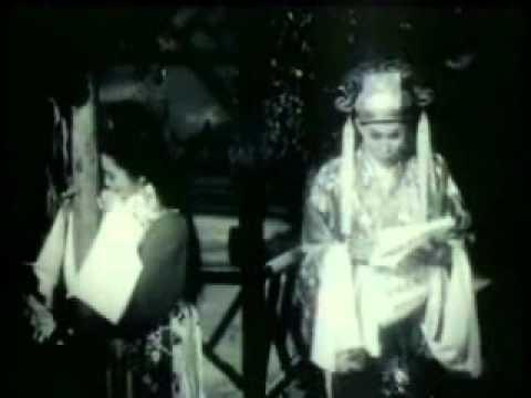 Cantonese Opera :粤剧: 蝶影红梨记 ( 任劍輝,白雪仙)