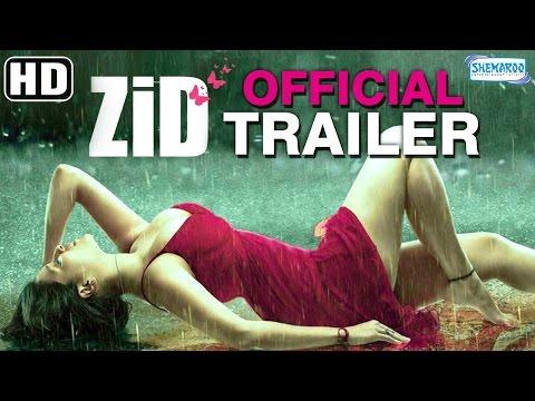 Zid (2014) Official Trailer HD   Mannara Chopra - Karanveer Sharma