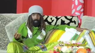 Ethiopian Reggae Musician Jah Lud on Jossy In Z House Show