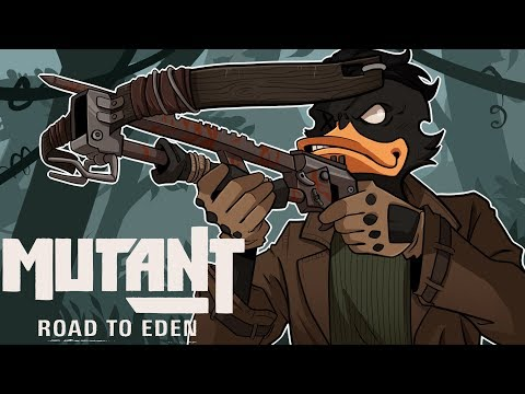 QUACKIN' DEM CHEEKS! | Mutant: Year Zero - Road To Eden (EP2)