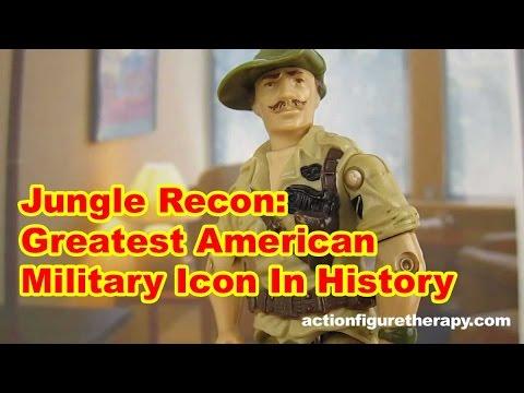 Jungle Recon: Greatest American Military Icon In History