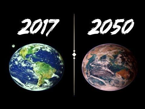COISAS QUE VÃO ACONTECER NA TERRA ATÉ 2050, CERTEZA