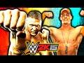 WWE 2K15: John Cena VS Brock Lesnar [FR//HD]