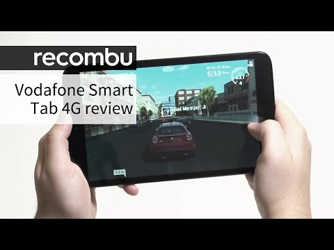 Vodafone Smart Tab 4G review
