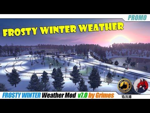 Frosty Winter Weather Mod v7.0