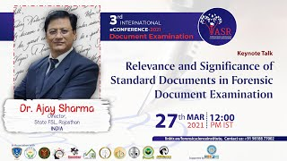 Relevance and Significance of Standard Documents in Forensic Document Examination
