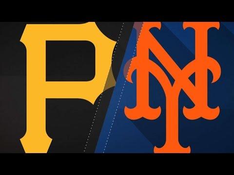 6/3/17: Mets belts three homers to edge the Bucs 4-2 (видео)