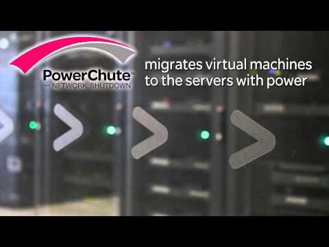 APC PowerChute™ Network Shutdown v4.1 – Virtual IT Power Protection