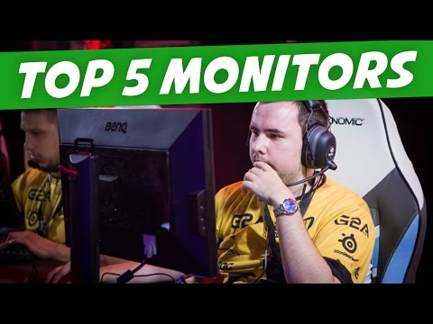 Top 5 144Hz Monitors 2016 - CS:GO