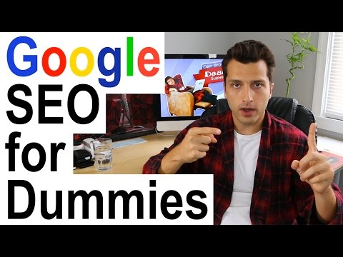 Google SEO for Dummies -
