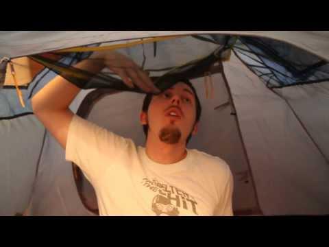 Палатка Nova Tour «Винд 3». Видеообзор.