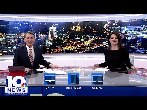 10 News at 6 (Full) - February 22nd, 2021 | WSLS 10 News