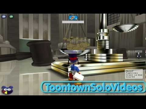 Toontown Solo CJ