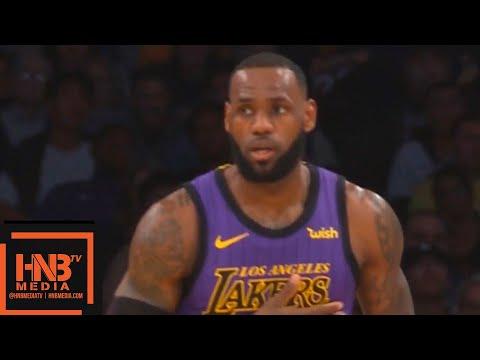 Los Angeles Lakers vs Utah Jazz 1st Qtr Highlights   11.23.2018, NBA Season