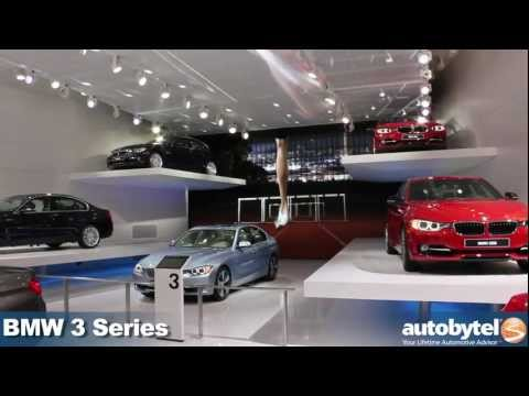 BMW 3 Series at the 2012 Detroit Auto Show video