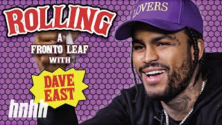 How to Roll a Fronto Leaf with Dave East | HNHH's How to Roll