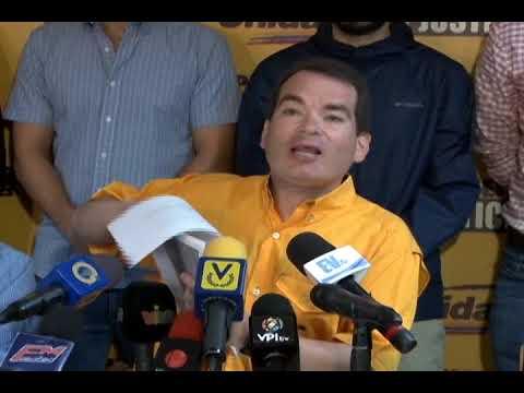 Tomás Guanipa alertó sobre intento del CNE para impedir la validación de Primero Justicia