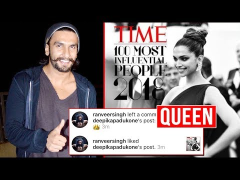 Ranveer Singh's Best REACTION On Deepika Padukone