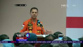 Video Tim Gabungan Mengadakan Konferensi Pers Terkait Jatuhnya Lion Air- NET 10 MP3, 3GP, MP4, WEBM, AVI, FLV November 2018