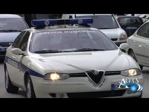 Attività della polizia locale di Agrigento