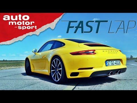 Porsche 911 Carrera S (991 II): Besser mit Turbo? - Fas ...